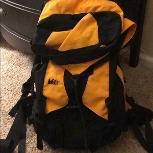 REI mountain pack
